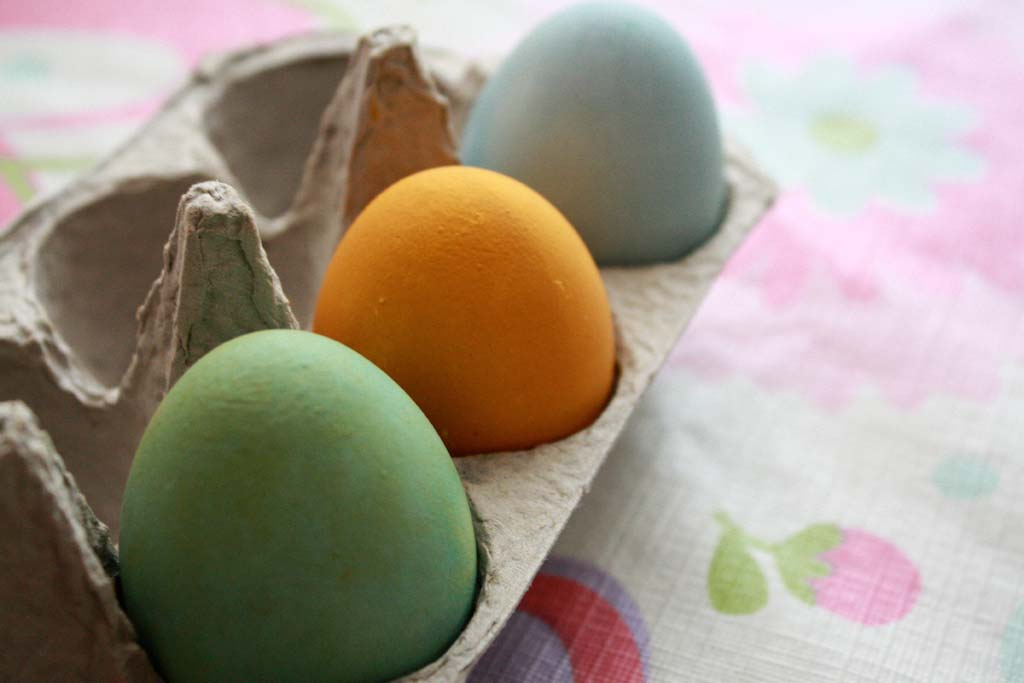 Color Your Easter Eggs With Homemade Natural Dyes Marin Mommies