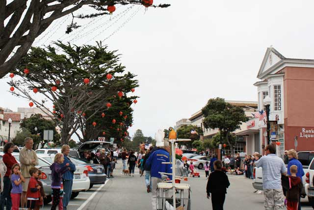 Experience The Feast Of Lanterns In Pacific Grove Marin