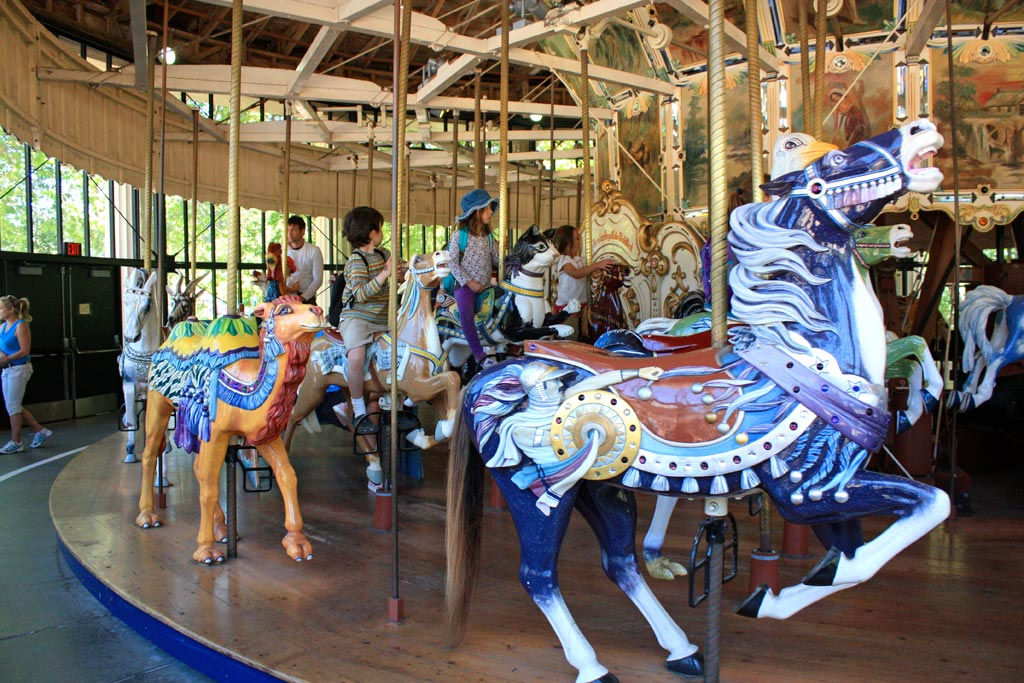 The Best Carousels And Carousel Rides In The San Francisco
