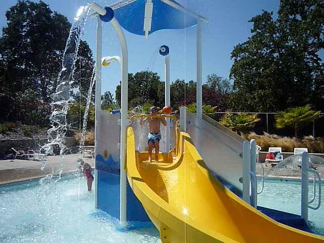 Splash slide and swim at the hamilton community pool in novato marin mommies for Hamilton swimming pool san francisco