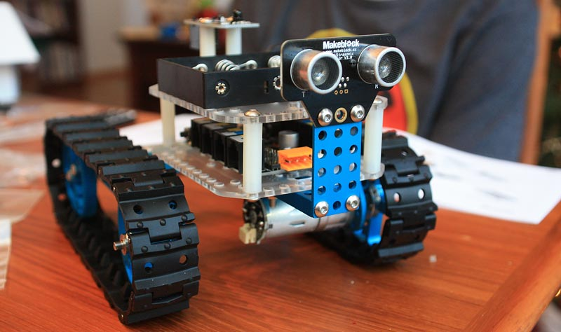 Make Your Own Car >> Makeblock's Starter Robot Kit is a Great Intro to Robotics ...