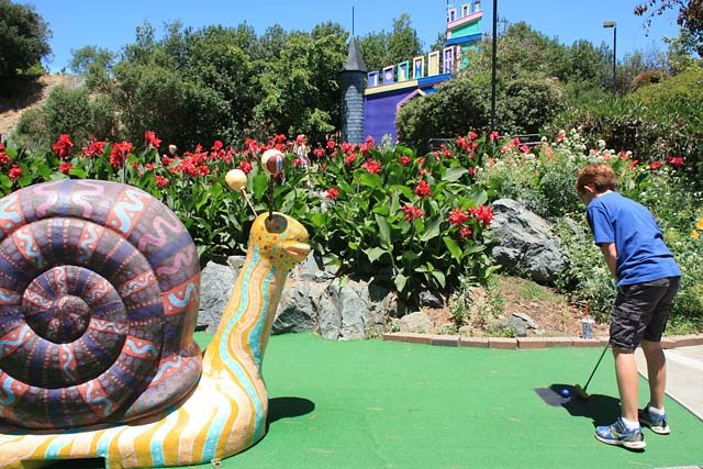 Mini Golf In Marin At Mcinnis Park Marin Mommies