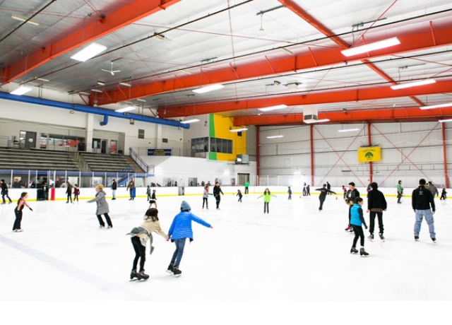 Best Ice Skating Rinks for Families in the Bay Area