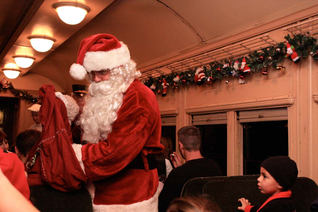 Canceled: 2020 Polar Express Train Rides in Old Sacramento and