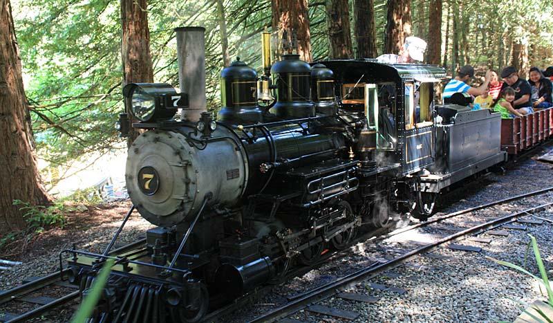 Old Fashioned Train Rides London