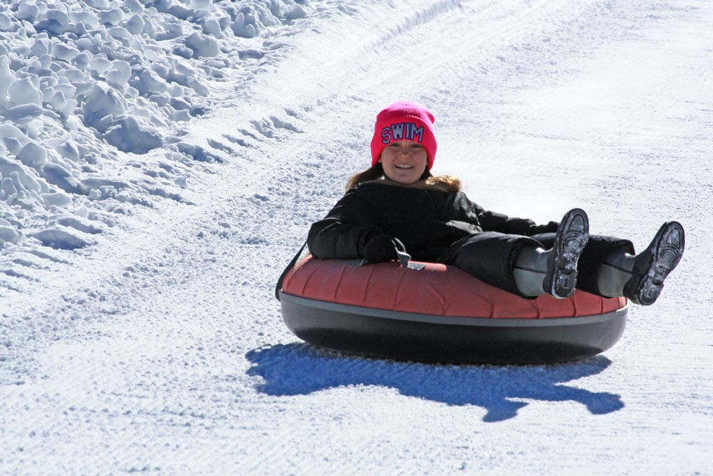 Go Play in the Snow! Great Places for Family Snow Play in ...
