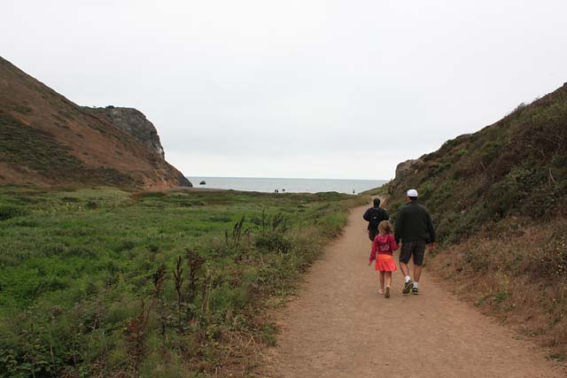 Hiking With Kids In Marin Tennessee Valley Trail Marin