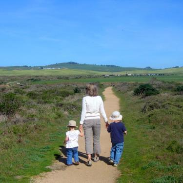 Point Reyes Family Hike Abbott's Lagoon