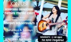 Music with Megan Schoenbohm