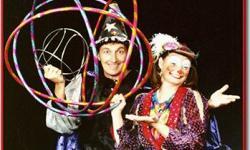 Benny & Bebe's Magic Circus