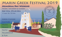 Marin Greek Festival 2019