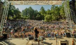 Sound Summit concert Mt. Tam