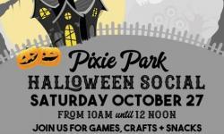 Pixie Park Halloween Social