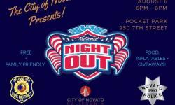 National Night Out Novato