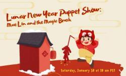Lunar New Year Puppet Show