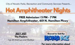 Hot Amphitheater Nights