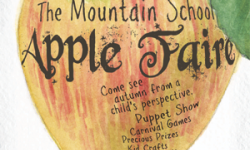 The Mountain School Apple Faire, Corte Madera