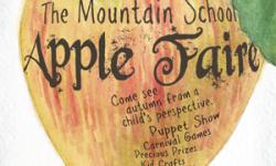The Mountain School Apple Faire, Corte Madera