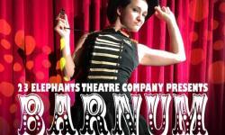 23 Elephants Theatre company presents