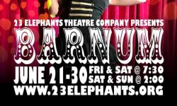 23 Elephants Theatre company presents
