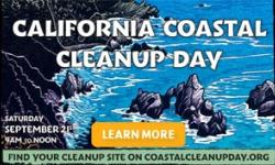 California Coastal Cleanup Day 2019
