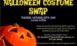 Halloween Costume Swap 2019, Tam Valley Community Center