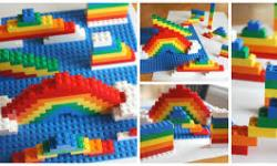Lego Club at Novato Public Library