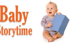Baby Storytime South Novato Library
