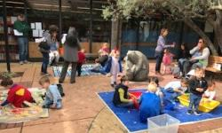Stories and Rhyme Wiggle Time, Novato Library, Family Fun