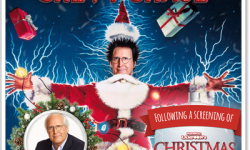 Chevy Chase plus a Screening of National Lampoon's Christmas Vacation at Marin Center