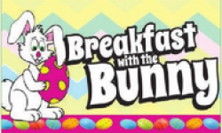 Breakfast with Bunny & Egg Hunt