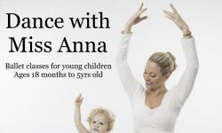 Dance with Miss Anna