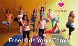 Wee Yogis Free Kids Yoga Camp