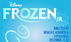 23 Elephants Theatre Company presents: Disney Frozen JR., Novato Theater Company