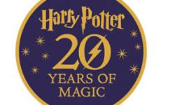 Harry Potter 20 Years of Magic
