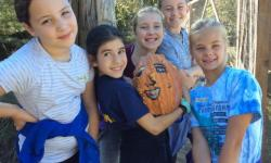 Halloween Family Campout–Slide Ranch