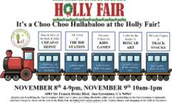 Holly Fair 2019, San Geronimo Preschool