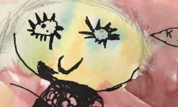Imagining Friendship Show Opens Online at Youth in Arts