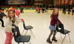 Toddlers on Ice–Snoopy's Home Ice, Santa Rosa