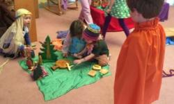 Family Open House at The Mountain School, Corte Madera