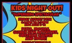 Kids Night Out! TumbleSpot