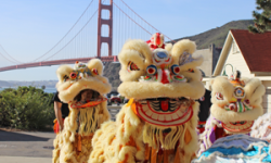 Lunar New Year Celebration, Bay Area Discovery Museum