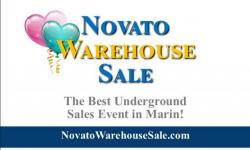 Novato Warehouse Sale