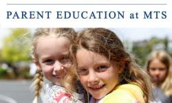 Bringing it Home: Parent Education at Mount Tamalpais School