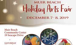 Muir Beach Holiday Arts Fair 2019