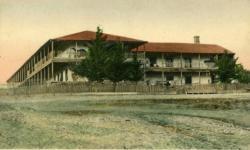 The old Petaluma Adobe