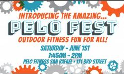 Pelo Fest: Outdoor fitness and fun for all!