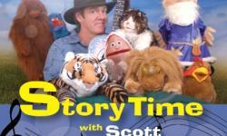 Storytime with Scott the Storyteller