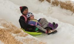 Snow Days, Children's Museum of Sonoma County