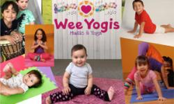 Wee Yogis at Village Child Novato